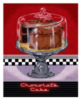 Chocolate Cake Fine-Art Print