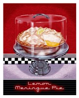 Lemon Meringue Pie Fine-Art Print