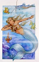 Mermaid 2 Fine-Art Print