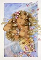 Mermaid 3 Fine-Art Print