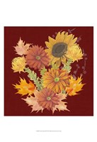 Autumn Floral II Fine-Art Print