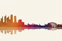 Sydney NSW Skyline 2 Fine-Art Print