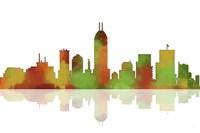 Indianapolis Indiana Skyline 1 Fine-Art Print