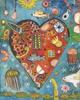 Sea Heart Fine-Art Print