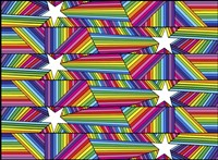 Stars Stripes B Fine-Art Print