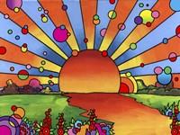 2014 Sunset Fine-Art Print