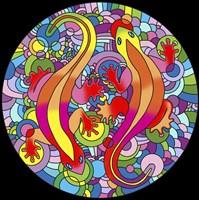Salamanders Fine-Art Print