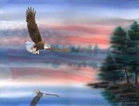 Heartland Eagle Fine-Art Print