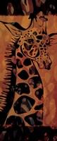 Tie Dye Safari I Fine-Art Print
