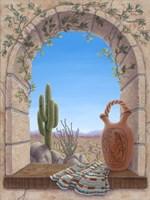 Saguaro View Fine-Art Print