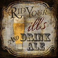 Ale for the Ills Fine-Art Print