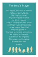 The Lord's Prayer Fine-Art Print
