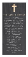 The Lord's Prayer - Chalk Fine-Art Print
