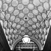 Ceiling Detail Fine-Art Print