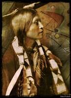 Jicarilla Woman Fine-Art Print