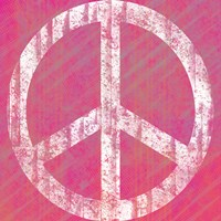 Pink Peace Fine-Art Print