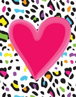 Leopard Heart 2 Fine-Art Print
