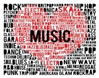Music - New Wave 2 Fine-Art Print