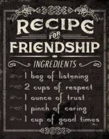 Life Recipes III Fine-Art Print