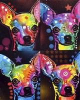 Chihuahua 4X Fine-Art Print