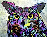 The Owl Fine-Art Print