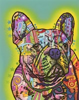 French Bulldog III Fine-Art Print