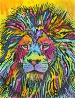 Lion Good Fine-Art Print