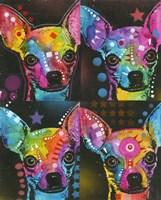 Four Chihuahuas Fine-Art Print