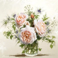 Old Roses Fine-Art Print