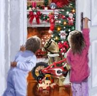 Christmas Morning Fine-Art Print