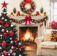 Christmas Room 1 Fine-Art Print