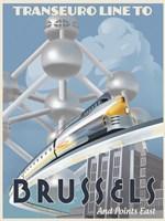Brussels Fine-Art Print