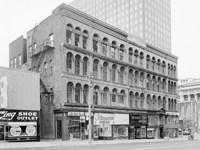 Iron Block, 205 East Wisconsin Avenue, Milwaukee, Milwaukee County, WI Fine-Art Print