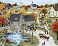 Sugar Creek Mill Fine-Art Print