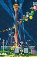 Seattle World's Fair 1962 I Fine-Art Print