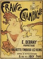 France Champagne Fine-Art Print