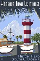 Harbour Town Lighthouse Fine-Art Print