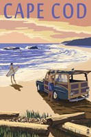 Cape Cod Surf Fine-Art Print