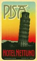 Hoel Nettuno, Pisa Italy Fine-Art Print