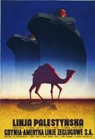 Linja Palestynska Fine-Art Print