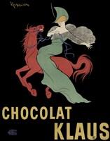 Chocolate Klaus Fine-Art Print