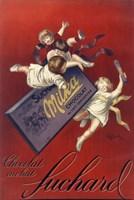 Capp Suchard Red Fine-Art Print