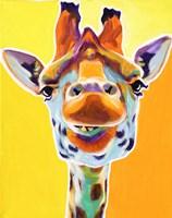 Giraffe No. 3 Fine-Art Print