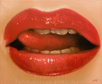 Lips 2 Fine-Art Print