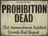 Prohibition Fine-Art Print