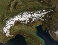 The Alps Fine-Art Print