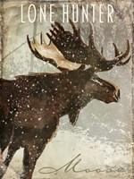 Winter Game Four Fine-Art Print