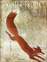 Winter Game One Fine-Art Print