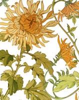 Autumn Garden I Fine-Art Print