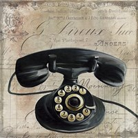 Call Waiting II Fine-Art Print